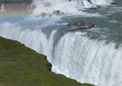 Gullfoss IJsland